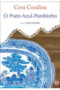 O prato azul-pombinho