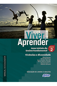 Vivências e diversidade - Volume 2 - Manual do educador