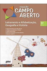 Letramento e Alfabetização, Geografia e História - 3º ano - Livro do aluno