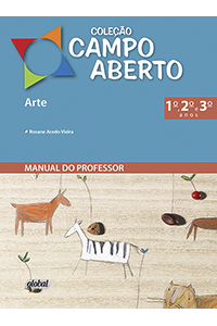 Arte - 1º, 2º e 3º anos - Manual do professor