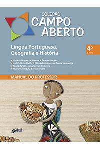 Língua Portuguesa, Geografia e História - 4º ano - Manual do professor