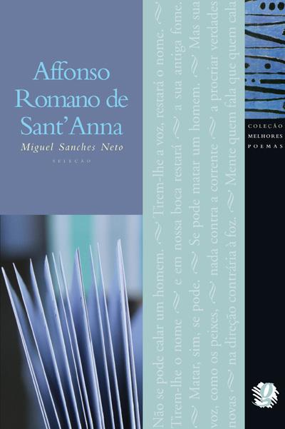 Melhores Poemas Affonso Romano de Sant Anna