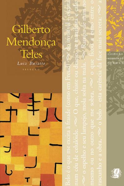Melhores Poemas Gilberto Mendonça Teles