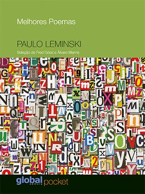 Melhores Poemas Paulo Leminski (Pocket)