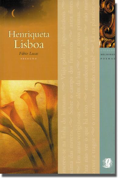 Melhores Poemas Henriqueta Lisboa