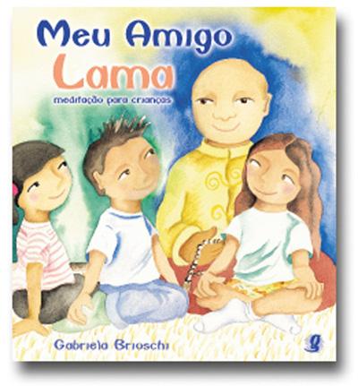 Meu amigo Lama - Meditação para crianças