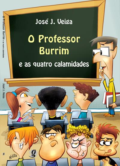 O professor Burrim e as quatro calamidades