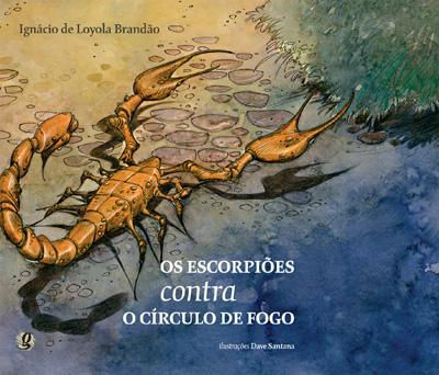 Os escorpiões contra o círculo de fogo