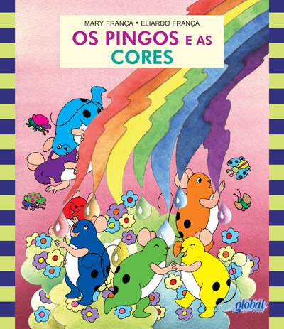 Os Pingos e as cores