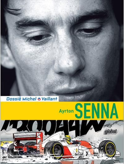 Dossiê Michel Vaillant - Ayrton Senna
