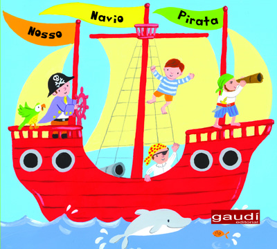 Nosso Navio Pirata