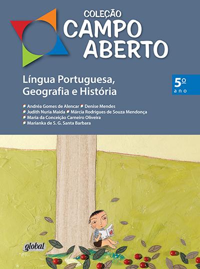 Língua Portuguesa, Geografia e História - 5º ano - Livro do aluno