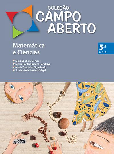 Matemática e Ciências - 5º ano - Livro do aluno