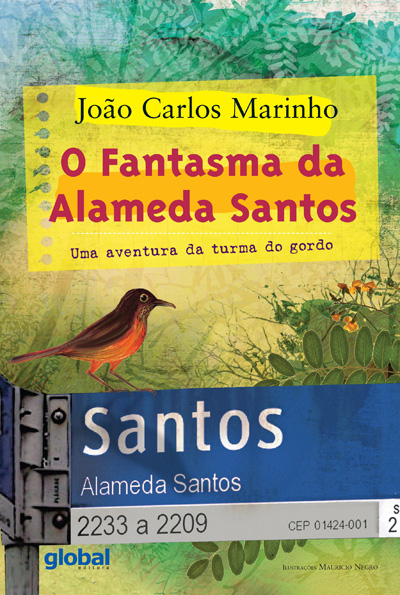 O Fantasma da Alameda Santos