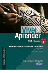 Cultura escrita, trabalho e cotidiano - Volume 1 - Manual do educador