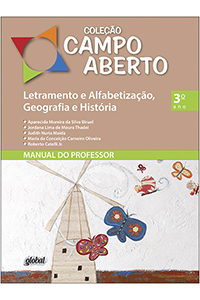 Letramento e Alfabetização, Geografia e História - 3º ano - Manual do professor