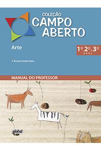 Arte - 1º, 2º e 3º anos - Manual do professor