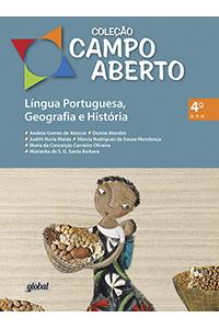Língua Portuguesa, Geografia e História - 4º ano - Livro do aluno
