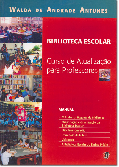 Biblioteca escolar - Curso de atualização para professores