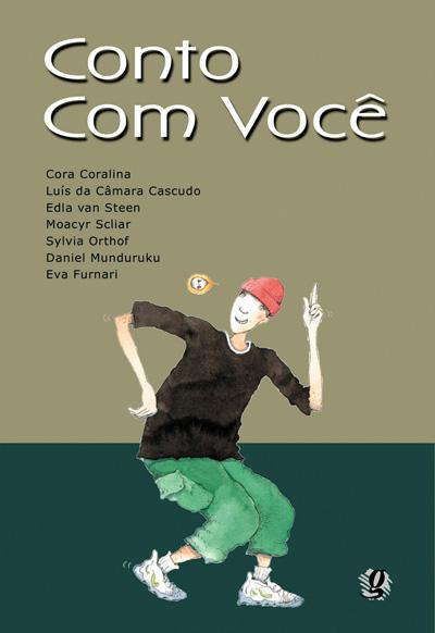 Conto com você - Livro - Global Editora