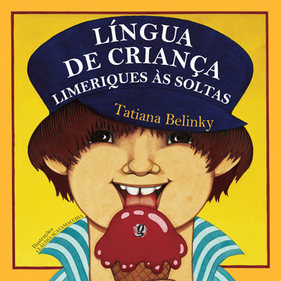 Língua de criança - Limeriques às soltas