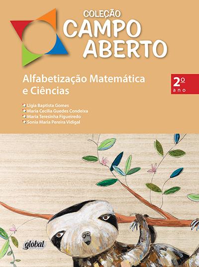 Alfabetização Matemática e Ciências - 2º ano - Livro do aluno