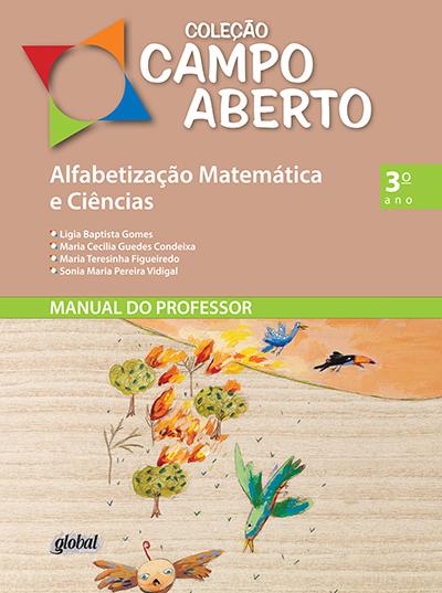 Alfabetização Matemática e Ciências - 3º ano - Manual do professor