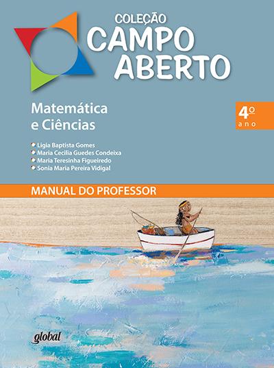 Matemática e Ciências - 4º ano - Manual do professor